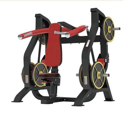 China Seated Shoulder Press Gym Equipment  ONEUP-3105 | Shoulder Press Machine