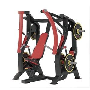 China Chest Press Multi Gym ONEUP-3104 | Multi Fitness Seated Straight Arm Clip Chest Press