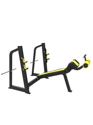 China Olympic Decline Bench aeroEX-6066 | Olympic Decline Bench Press