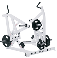 Hammer Strength Plate-Loaded Combo Twist For Sale
