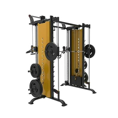 Smith Machine With Cable Crossover for Sale, Buy Cable Crossover Smith Machine Online