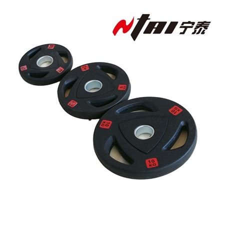 Rubber Grip Olympic Weight Plates for Sale at Wholesale Prices