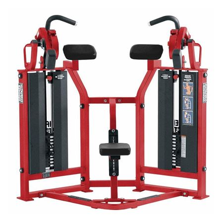 Hammer Strength MTS Iso-Lateral Biceps Curl for Sale