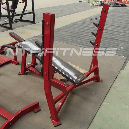 Hammer Strength Olympic Decline Bench For Sale