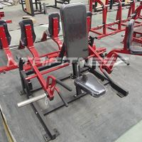 Hammer Strength Seated/Standing Shrug For Sale