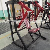 Hammer Strength Iso-Lateral Decline Press For Sale