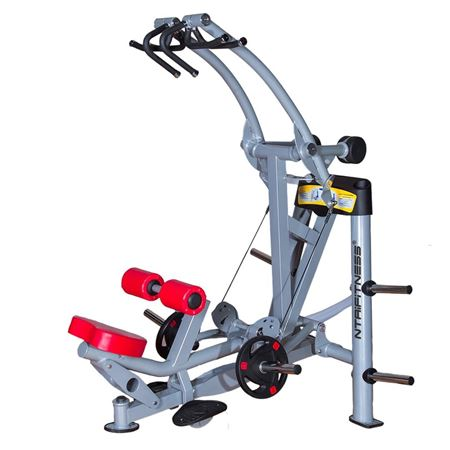 Plate Loaded Lat Pulldown For Sale