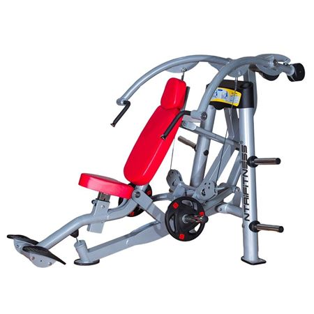 Plate Loaded Incline Chest Press For Sale