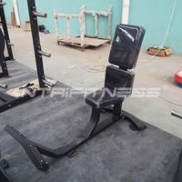 Hammer Strength Utility Bench-75 Degree For Sale