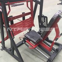 Hammer Strength Plate-Loaded Leg Press For Sale