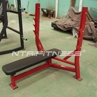 Hammer Strength Olympic Flat Bench For Sale