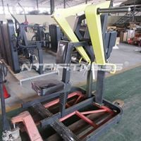 Pure Low Row Machine Machine for Sale