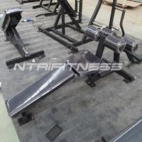 Hammer Strength Decline / Abdominal Bench For Sale