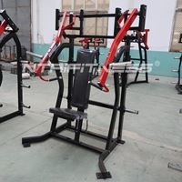 Hammer Strength Plate-Loaded Iso-Lateral Incline Press for Sale