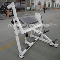 Hammer Strength Seated Biceps For Sale