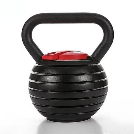 Adjustable Kettlebell for Sale - 10 to 40 lb - Wide Handle