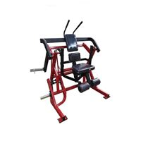 Hammer Strength Plate-Loaded Abdominal Oblique Crunch For Sale